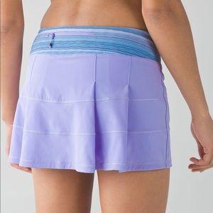 Lululemon Pace Rival Skirt II (Tall) 4-way Stretch